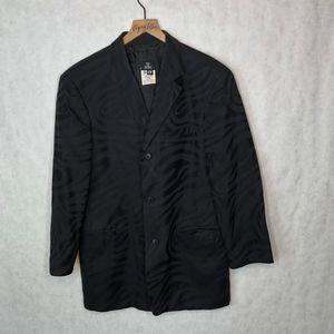 VERSACE | Men's Runway Suit Jacket Size 46